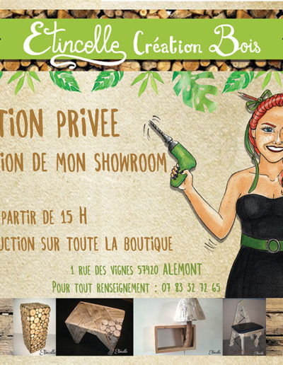 Illustration carton invitation