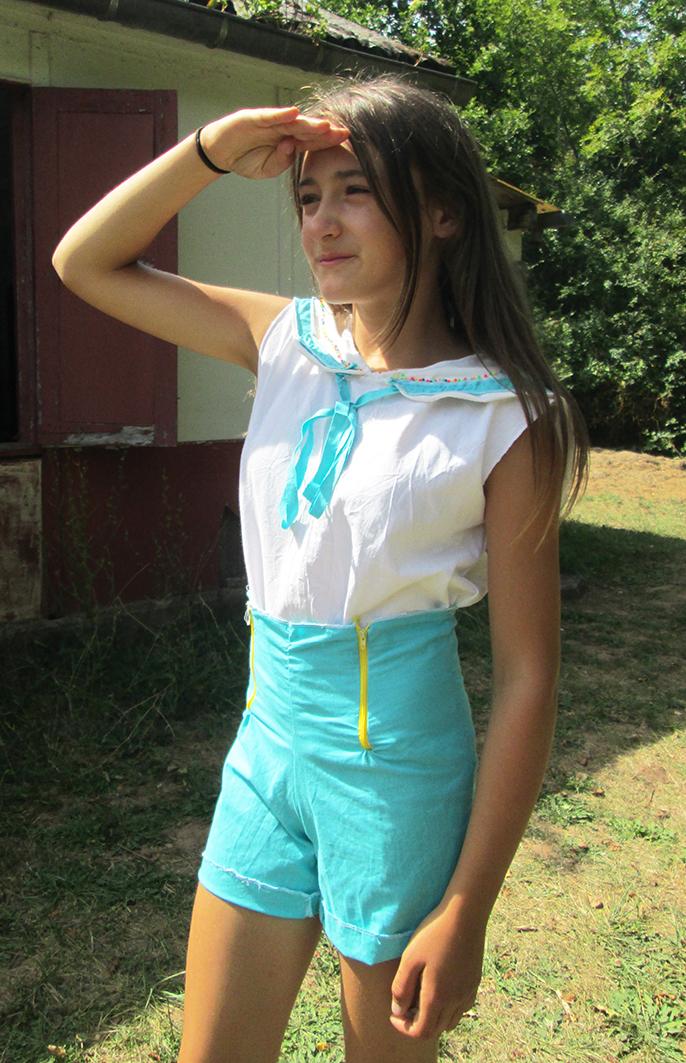 vêtement stylisme et mode