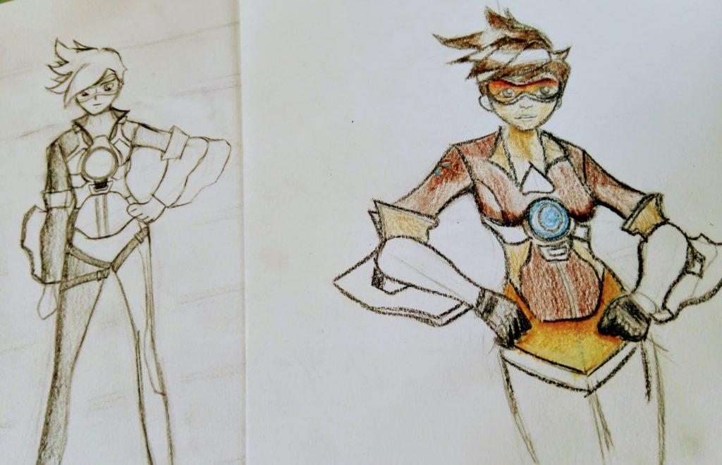 cours illustration manga
