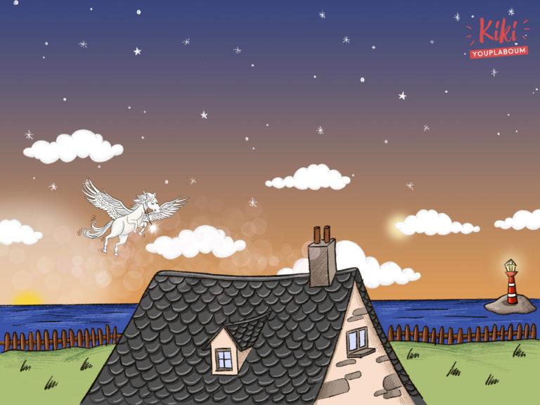illustration toit jeunesse