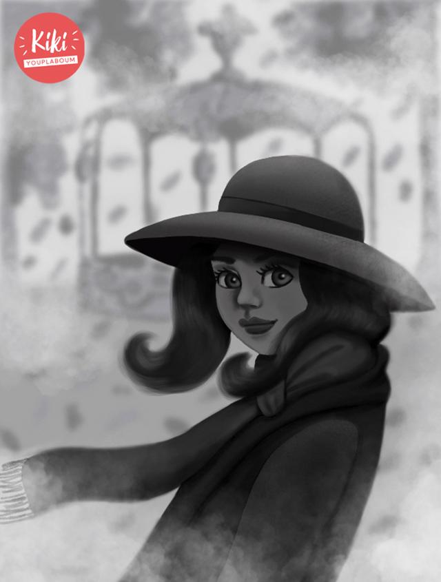 illustration personnage