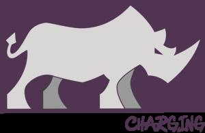 visuel tshirt rhino charging